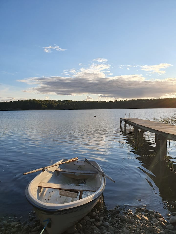 Beautiful Seaside Villa in the Finnish Archipelago