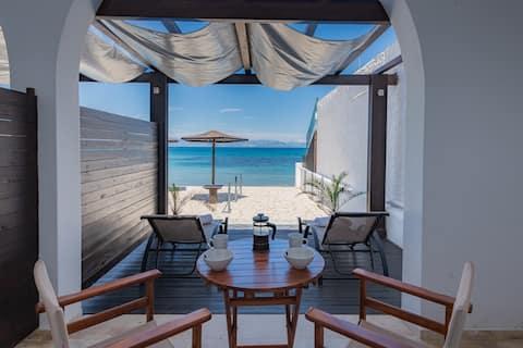 Galini Beach Studios (Sea View)