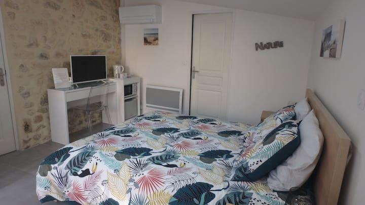 Chambre Cosy Indépendante près Bordeaux St Emilion