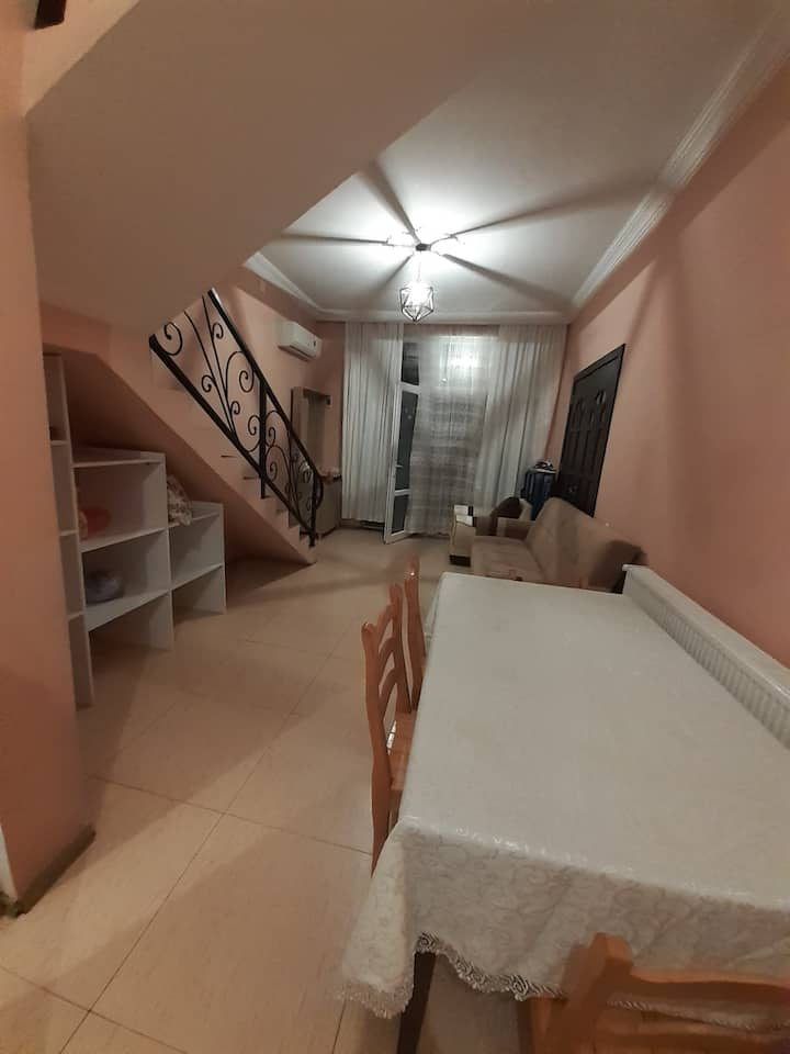 Изолированное 3-х комнатное жилье всобственом доме