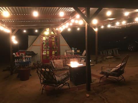 Ranch GLAMPING -Trails, Views & Animal interaction