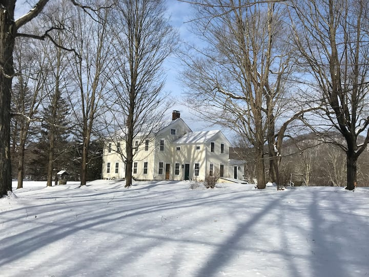 Beautifully Restored 1840 Colonial in Millbrook