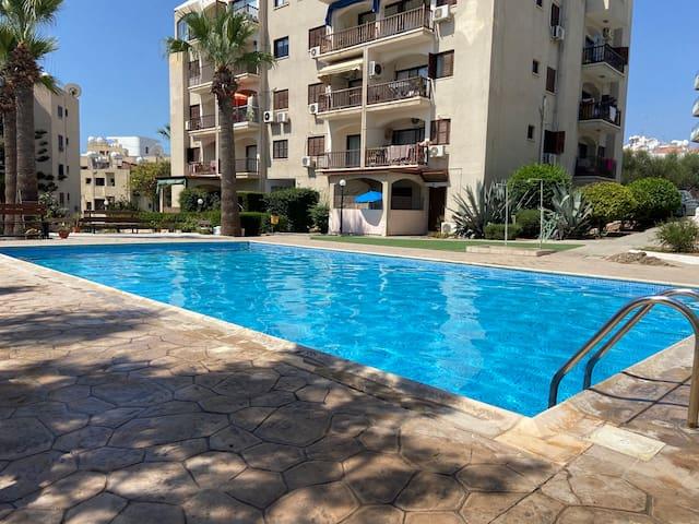 Tourist area apartment
