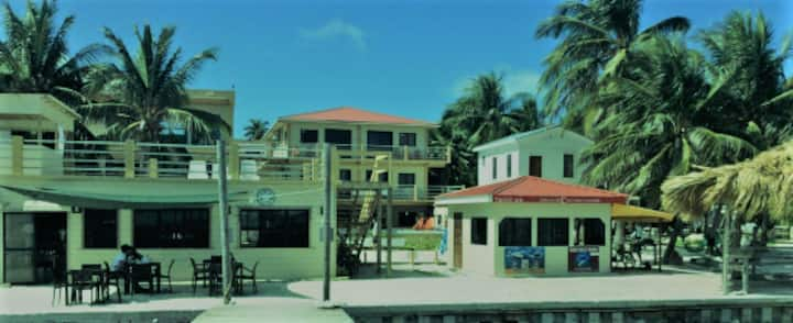 Seafront Studio Apt at Beach Club Resort