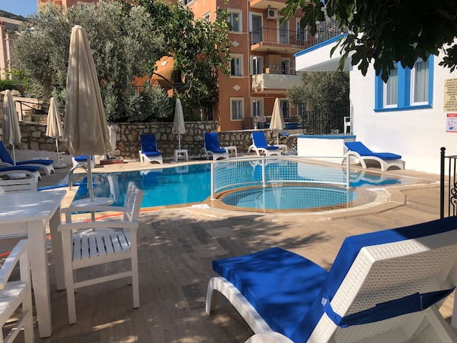 Kalkan Lizo Hotel double room 1