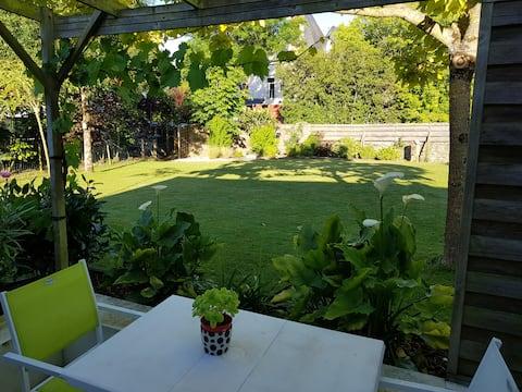 Studio dans quartier très calme, loisir ou travail