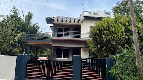 Beautiful Villa in Kanyakumari, Karungal