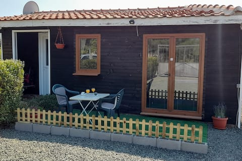 Entire Apartment with outside space,  Near Burgas