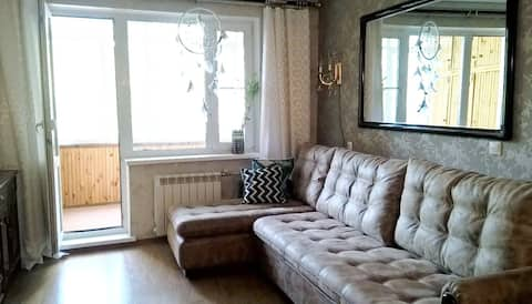 Flat for rent in Ekaterinburg