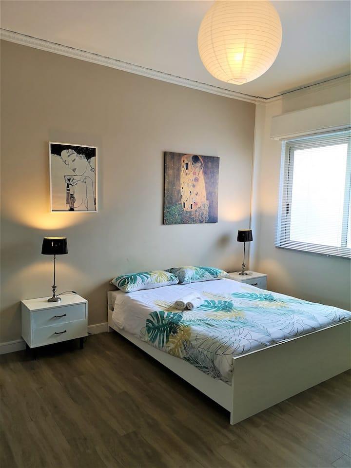 Apartment on the sea of Taormina