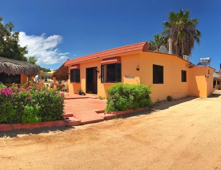 Casa Paloma para 5 personas