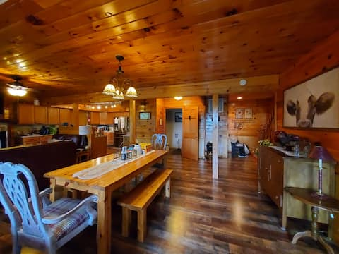 Southern Comfort cabin Great Smoky Mountains-Wifi