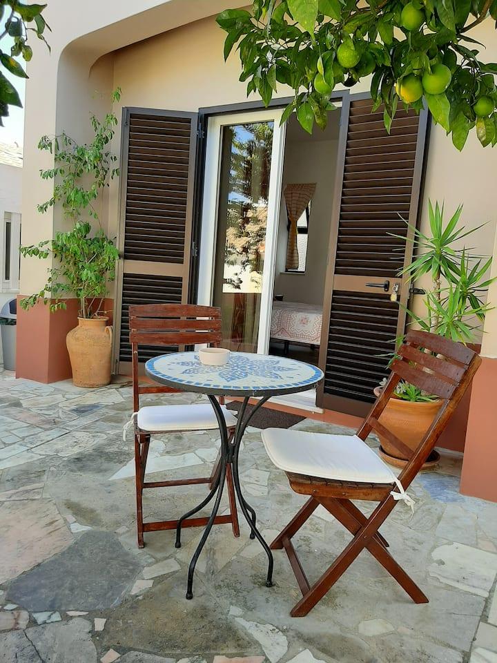 Casa Silva - Private Bedroom (in Burgau)
