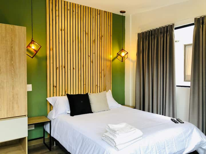 Standard Suite   Casa Santafe - Coliving Hotel