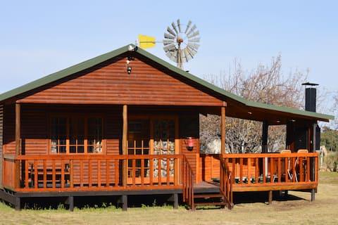 Miller's Wood Cabins Rhino unit # 2