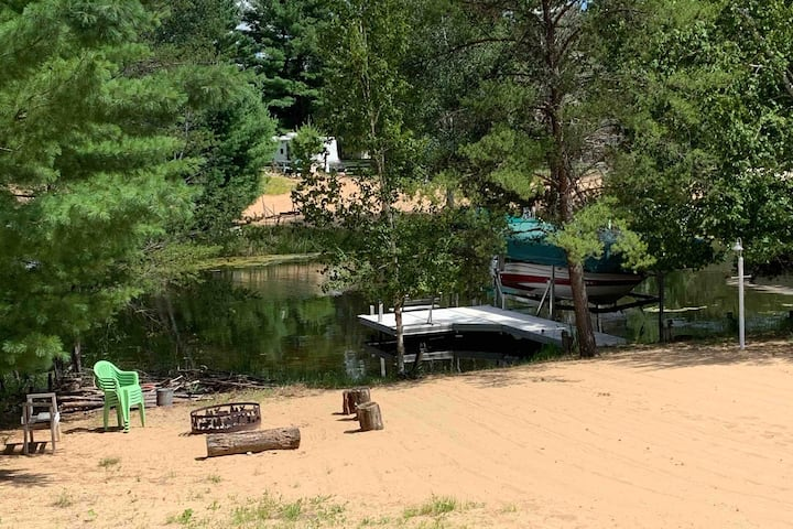 Sand Valley/Lake Camelot Cottage