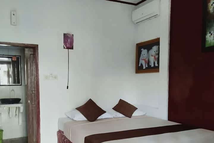 Lovely place AC room at Sister Alfia Inn