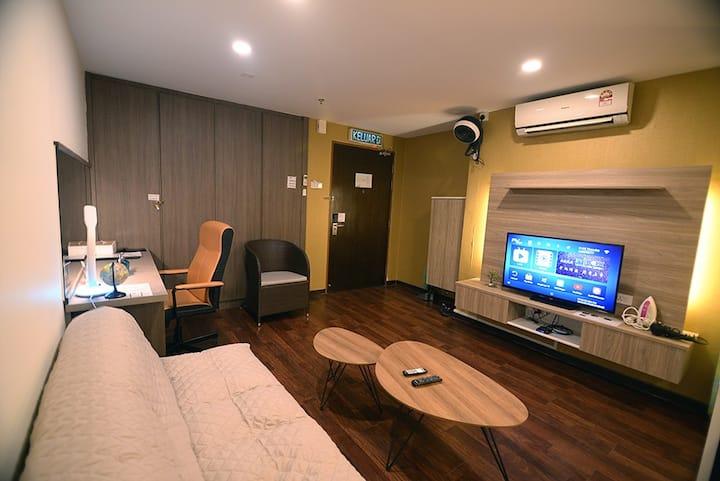 Cosy private suite @ Nexus Regency USJ Shah Alam