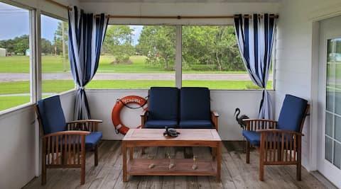 Seadrift Pelican House, Bird Watching Paradise!