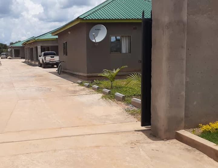 Luxury flats, Mitengo, Ndola