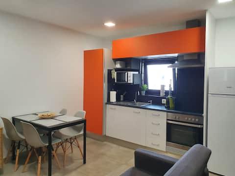 شقة الميزانية 20 بوصة من برشلونة