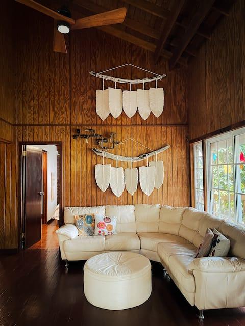 El Pretexto: Culinary Farm Lodge (2 bedroom villa)