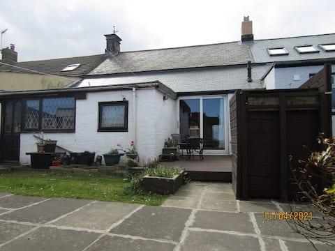 Brigand cottage bythe sea Cresswell