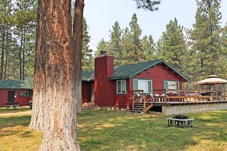 Eagle Lake Cabin Getaway