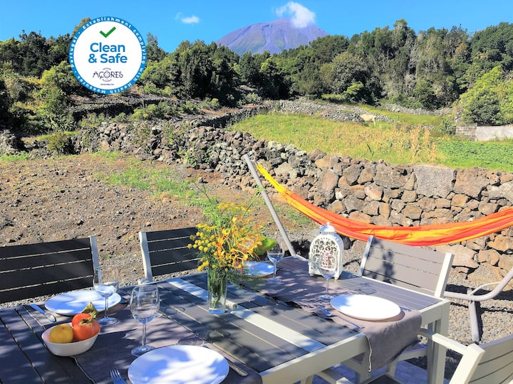 Casa do Almance - Pico, Azores