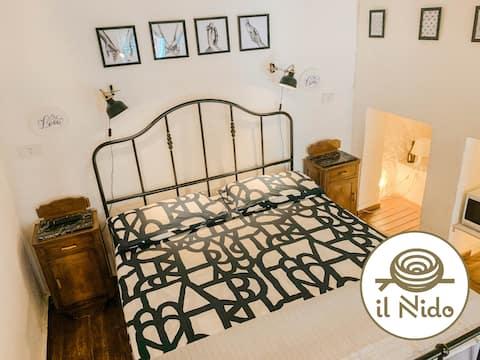 • Il Nido • Mini-Appartment in the historic Centre