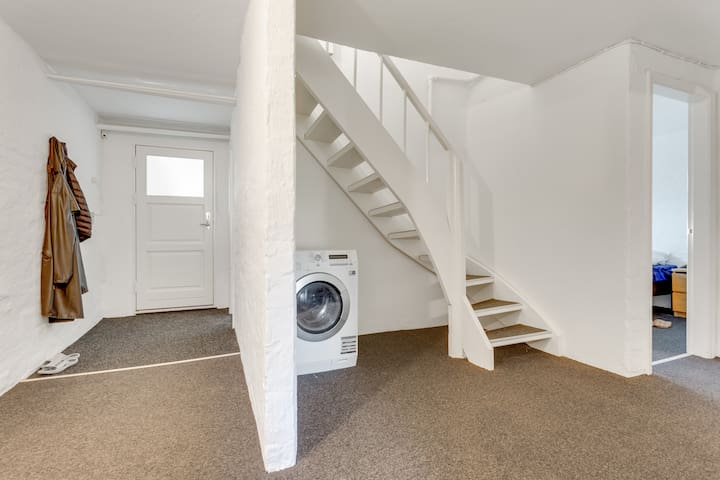Renoveret lejlighed i 9000 Aalborg