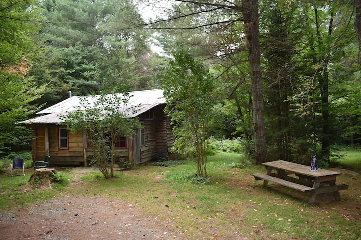 Adirondack Rustic Artist Retreat