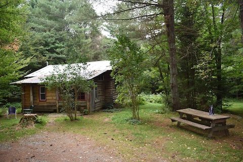 Adirondack Rustic Artist Retreat