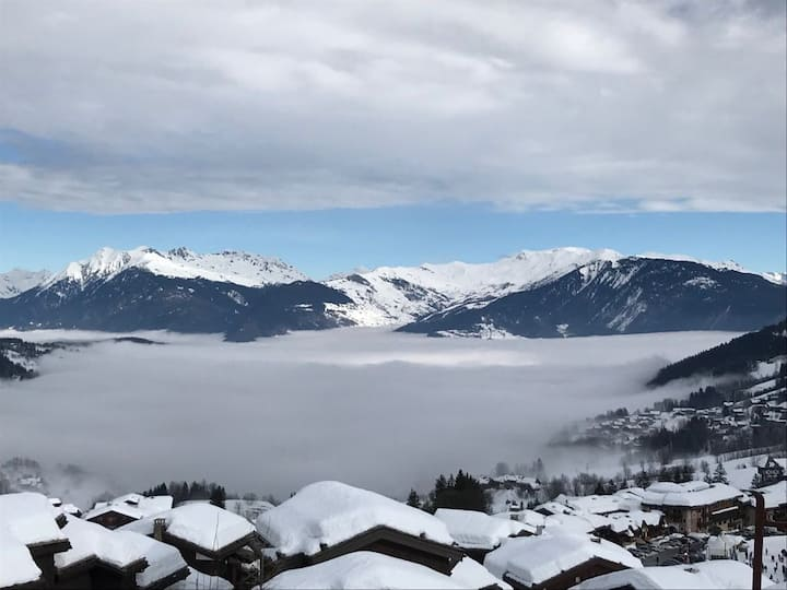 Appart 4 pers,  Valmorel