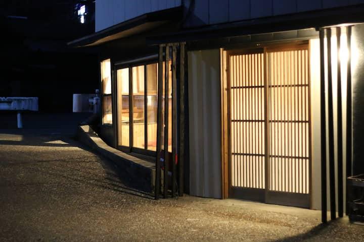 泊るだけではない☆阿蘇の自然グランピング・焚火・BBQ【和個室】新しいお宿