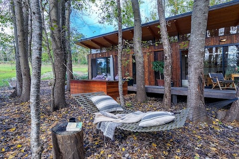 the forest chalet