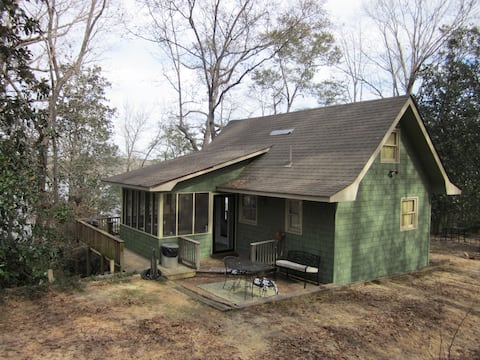 Stella's Treehouse - Lake Eufaula, Ft. Gaines, Ga