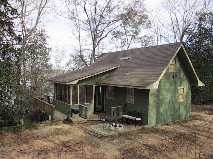 Stella's Treehouse - Lake Eufaula, Ft. Gaines, Ga