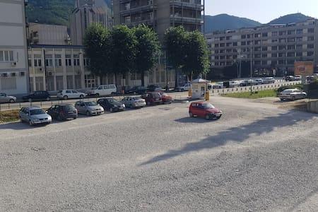 Điểm đỗ xe dành cho người khuyết tật