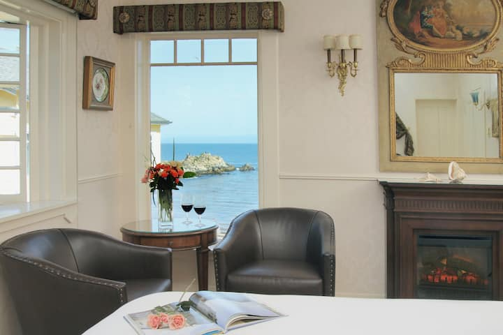 Lover's Point Room-Seven Gables Boutique Hotel