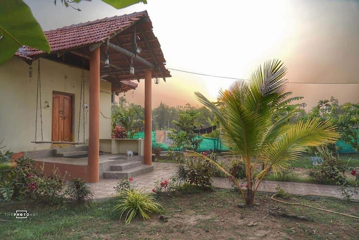 Beautiful Home Farm Stay Near Visakhapatnam