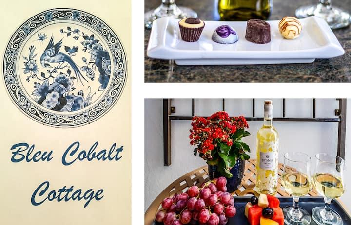 Bleu Cobalt Cottage