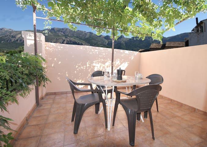Apto en Benimantell- Guadalest -Casa La Muntanya 3