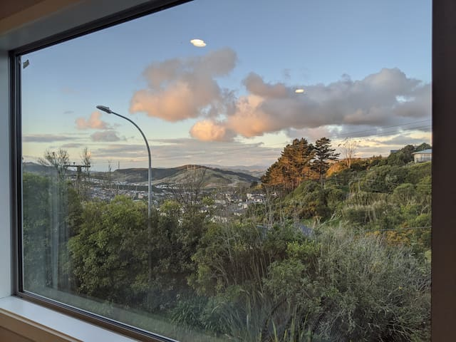 Private Room - View of Churton Park