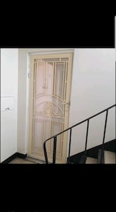main door of unit 6
