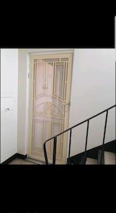 main door of unit 6