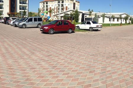 Parkeerplek voor gehandicapten
