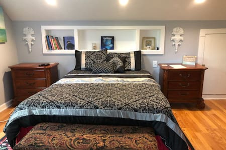 Charming Studio near  I-40/85  and Tanger Outlets