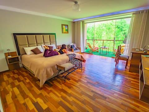 Ribera del Valle - Pisac Habitacion matrimonial x2