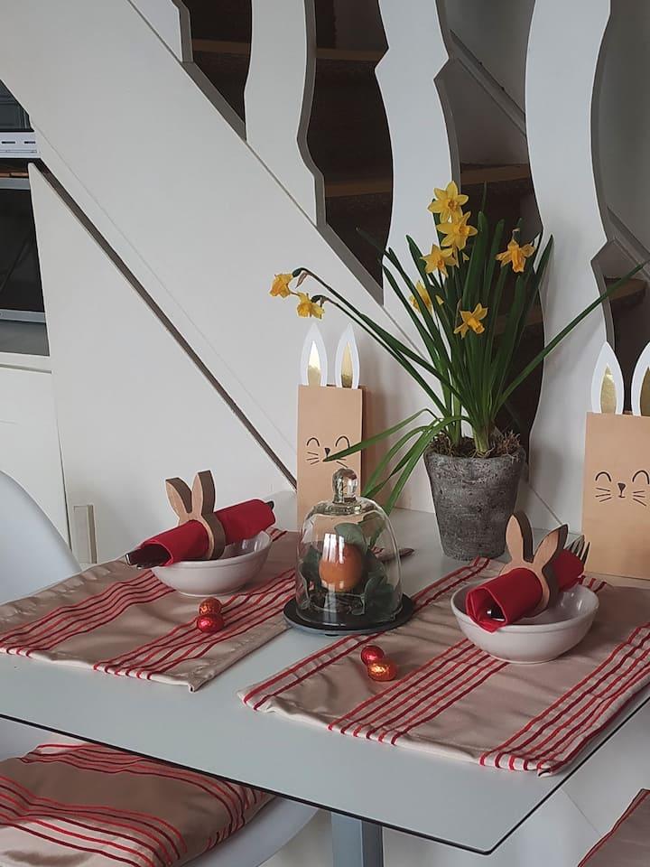 Mini Maison La Mère Michèle dans le piétonnier
